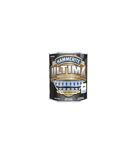 HAMMERITE ULTIMA - Størrelse - 0,75 L, Farve - Red Ral 3003 thumbnail