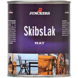 Junckers Skibslak, Mat