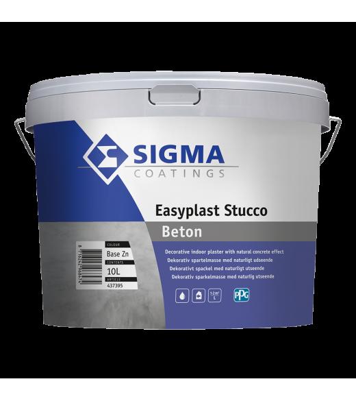 Sigma Easyplast Stucco spartel 10ltr - Farve - tonebar thumbnail