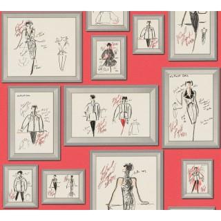 Tapet JU. Karl Lagerfeld 37846-2