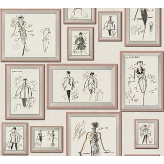 Tapet JU. Karl Lagerfeld 37846-4