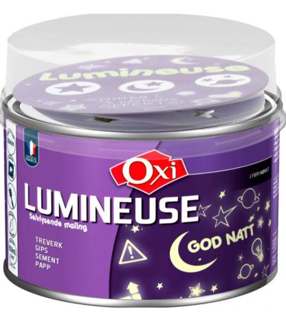 Oxi Lumineuse Selvlysende Maling