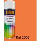 BELTON RAL 2003
