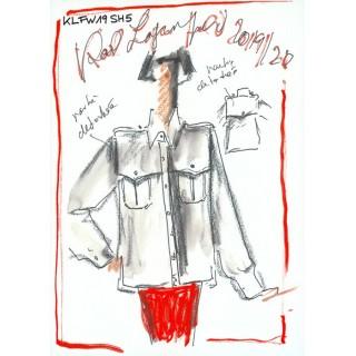 Tapet JU. Karl Lagerfeld DD120248