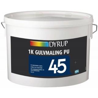 DYRUP GULVMALING 1K 45 PU