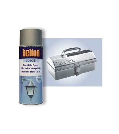 Belton Edelstål spray