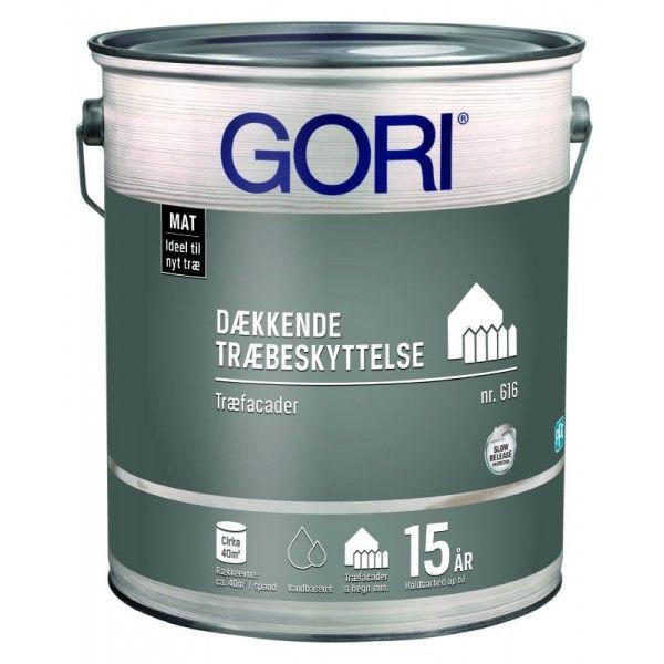 Utroligt Gori 616 dækkende mat vandig erstatter Gori 99 mat VI44