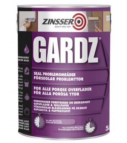 ZINSSER GARDZ 5 LTR