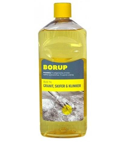 Borup Olie t/Granit, Skifer og Klinker