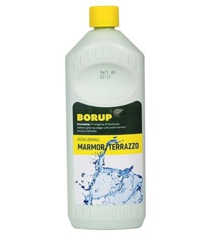 Borup Marmor/Terrazzo Rengøring