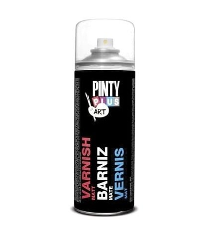 PINTY PLUS SPRAY VARMISH LAK MAT