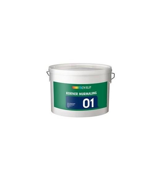 Image of   Dyrup Korner Murmaling - Størrelse - 10 L, Farve - hvid