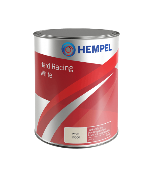 HEMPEL HARD RACING WHITE