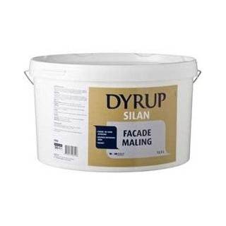 Dyrup silan facademaling