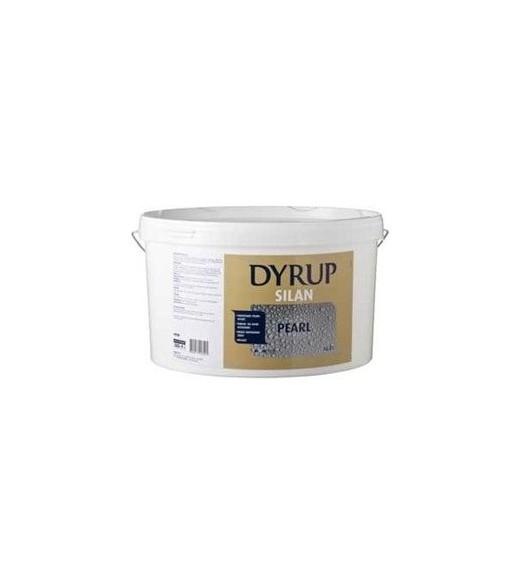 Image of   Dyrup Silan Pearl Facademaling - Størrelse - 12,5 L, Farve - hvid