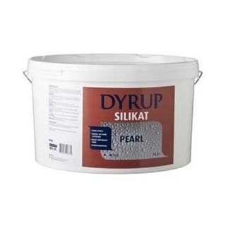 Dyrup silikat pearl facademaling