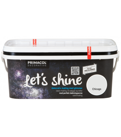 PRIMACOL LETS SHINE