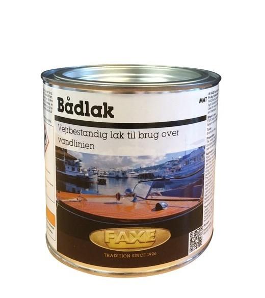 Faxe bådlak mat fra Faxe på bnfarver.dk