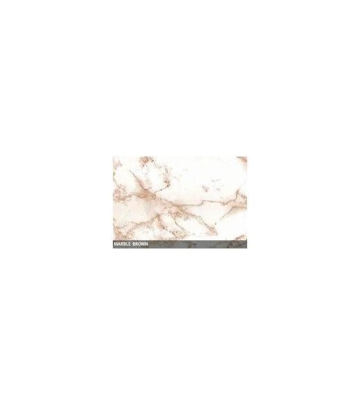 Marmor mørkebrun klæbefolie