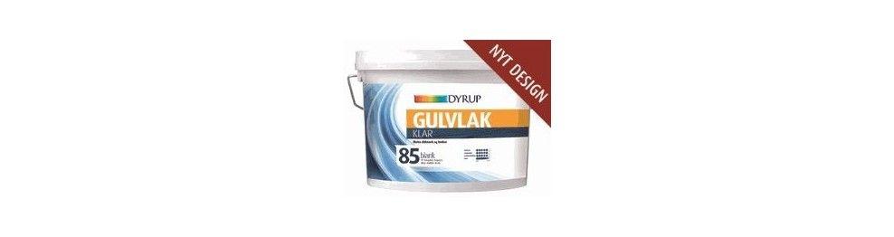 Gulvlak - Faxe GOlak eller tonbar Dyrup gulvlak med hærder »