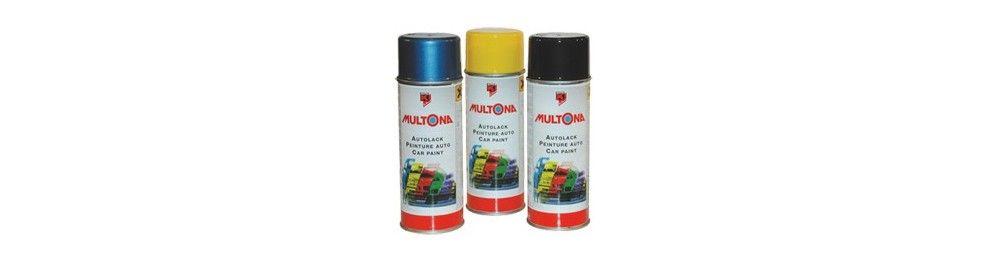 Spraymaling - spray maling til bil og alt det andet